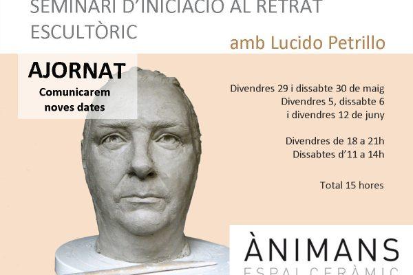 Seminario de iniciación al retrato escultórico